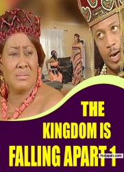 THE KINGDOM IS FALLING APART 1