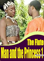 The Flute Man and the Princess 1