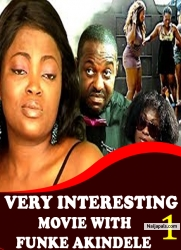 VERY INTERESTING MOVIE WITH JENNIFER AKINDELE 1
