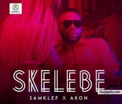 Skelebe by Samklef ft. Akon