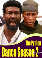 The Python Dance Season 2