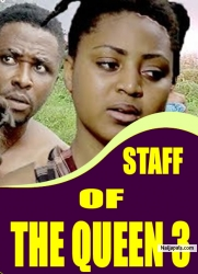 STAFF OF THE QUEEN 3