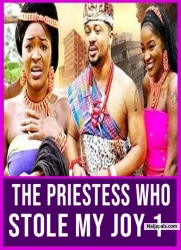 THE PRIESTESS WHO STOLE MY JOY 1