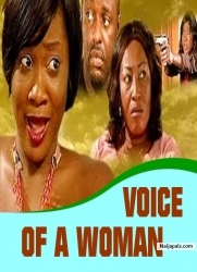 VOICE OF A WOMAN