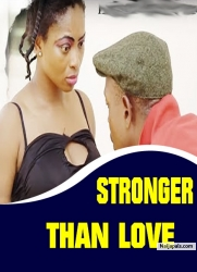 STRONGER THAN LOVE