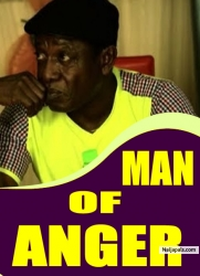 MAN OF ANGER