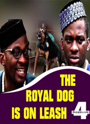THE ROYAL DOG IS ON LEASH 4