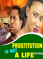 PROSTITUTION IS NOT A LIFE