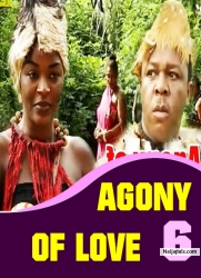 AGONY OF LOVE  6