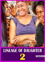 LINEAGE OF DAUGHTER 2