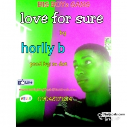 love for sure by horlly b