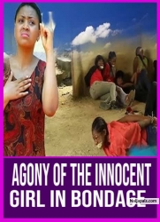 Agony Of The Innocent Girl In Bondage