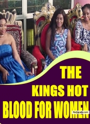 THE KINGS HOT BLOOD FOR WOMEN