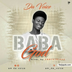 Baba God by Da voice