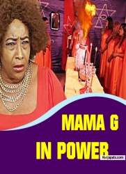 MAMA G IN POWER