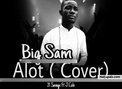 Alot (Cover)21 Savage Ft J.cole by Bigsam