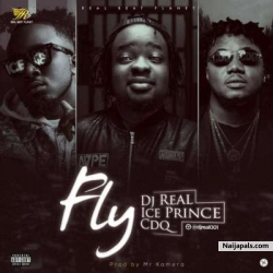 Fly by DJ Real X Ice Prince X CDQ