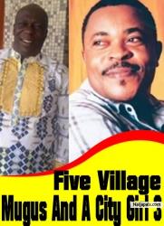 Five Village Mugus And A City Girl 3