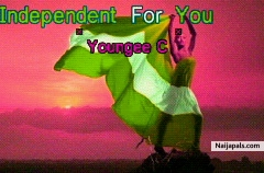 INDEPENDENCE FOR YOU by Youngee C
