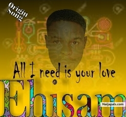 All i need is love by Ehisam