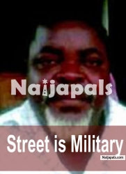 Street is Military 2
