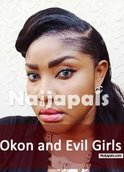 Okon and Evil Girls