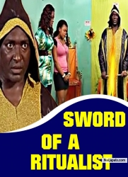 SWORD OF A RITUALIST