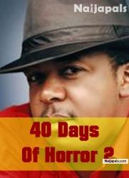 40 Days Of Horror 2