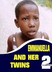 EMMANUELLA AND HER TWINS 2