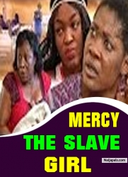 Mercy The Slave Girl