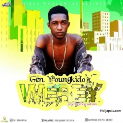 Werey - General Youngkido by General Youngkido