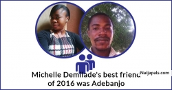 Michelle Demilade Obagaiye