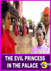 THE EVIL PRINCESS IN THE PALACE 3