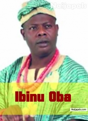 Ibinu Oba