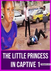 The Little Princess In Captive 1