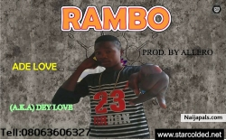 Gbefun by Adelove Mr Rambo