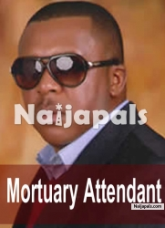 Mortuary Attendant