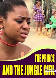 THE PRINCE AND THE JUNGLE GIRL