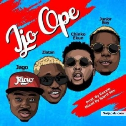 Ijo Ope by Rahman Jago Ft. Zlatan Ibile x Junior Boy & Chinko Ekun