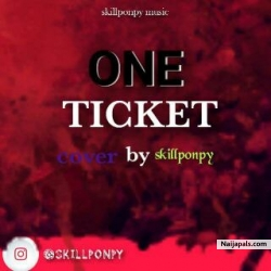 One ticket cover by Skillponpy