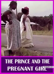 THE PRINCE AND THE PREGNANT GIRL