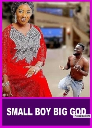 SMALL BOY BIG GOD
