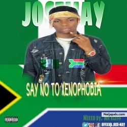 SAY NO TO XENOPHOBIA by Josemay