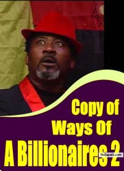 Copy of Ways of a Billionaires 2