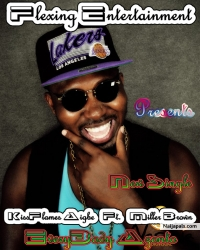 Everybody Azonto by KissFlames Aigbe ft. Miller Brown (Spanish Artist)