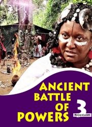 ANCIENT BATTLE OF POWERS 3