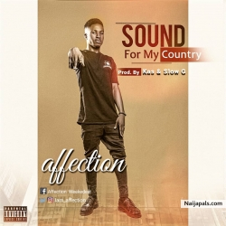 Sound For My Country by Affection