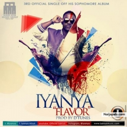 Flavour by Iyanya
