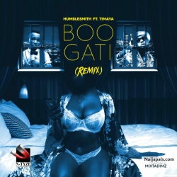 Boogati (Remix) by Humblesmith ft. Timaya