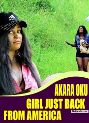 AKARA OKU GIRL JUST BACK FROM AMERICA